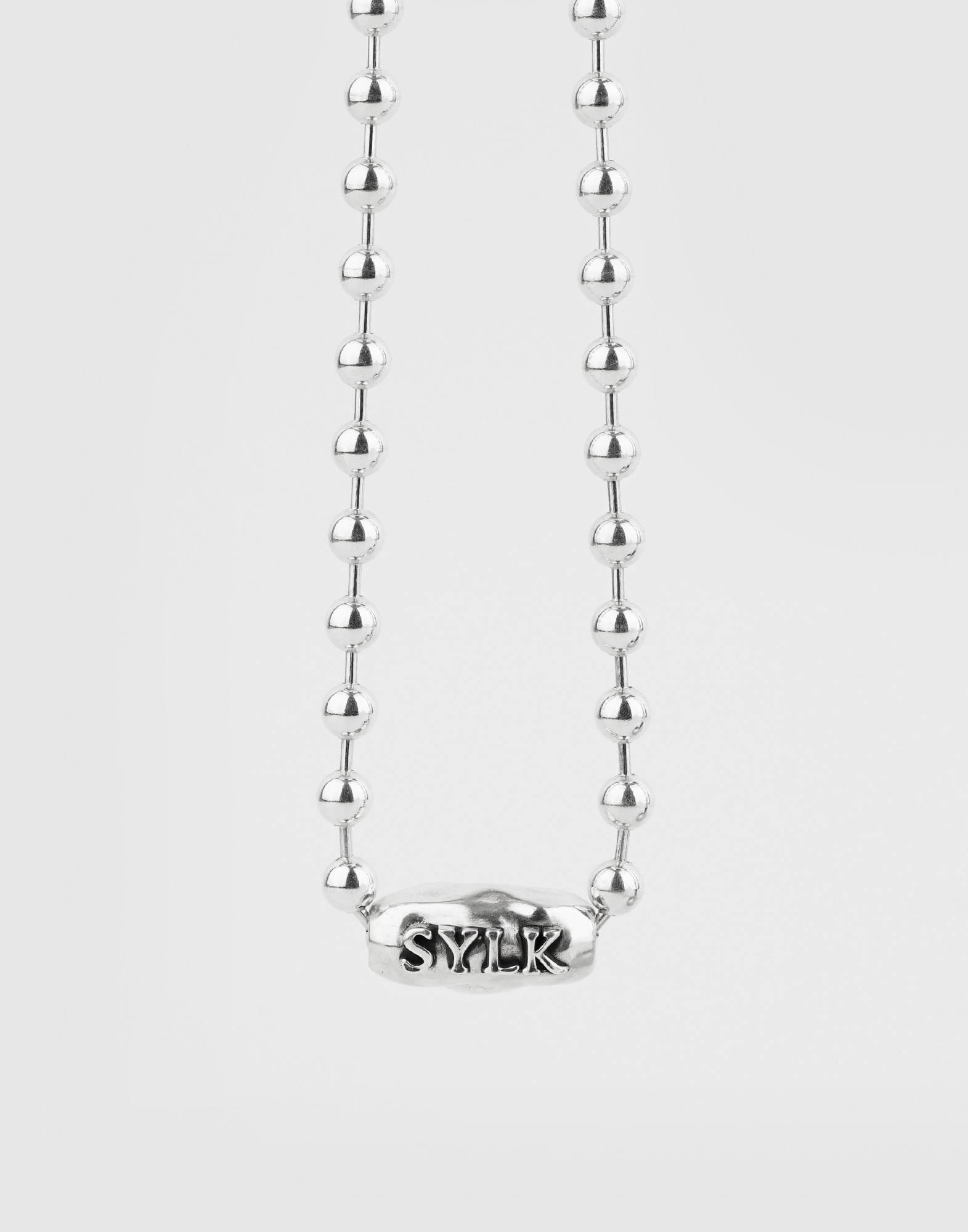 Oumuamua ball chain choker