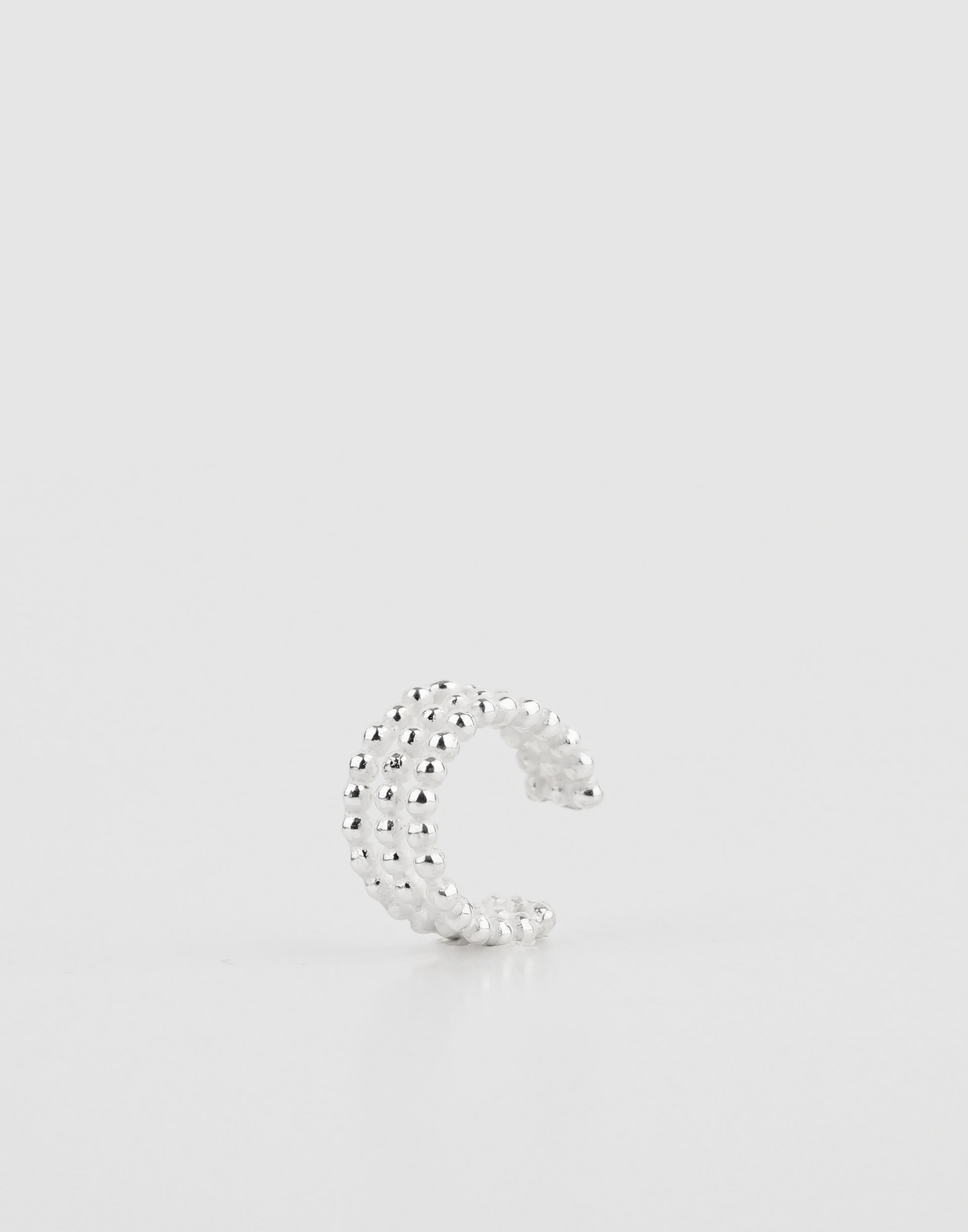 three ball earcuff