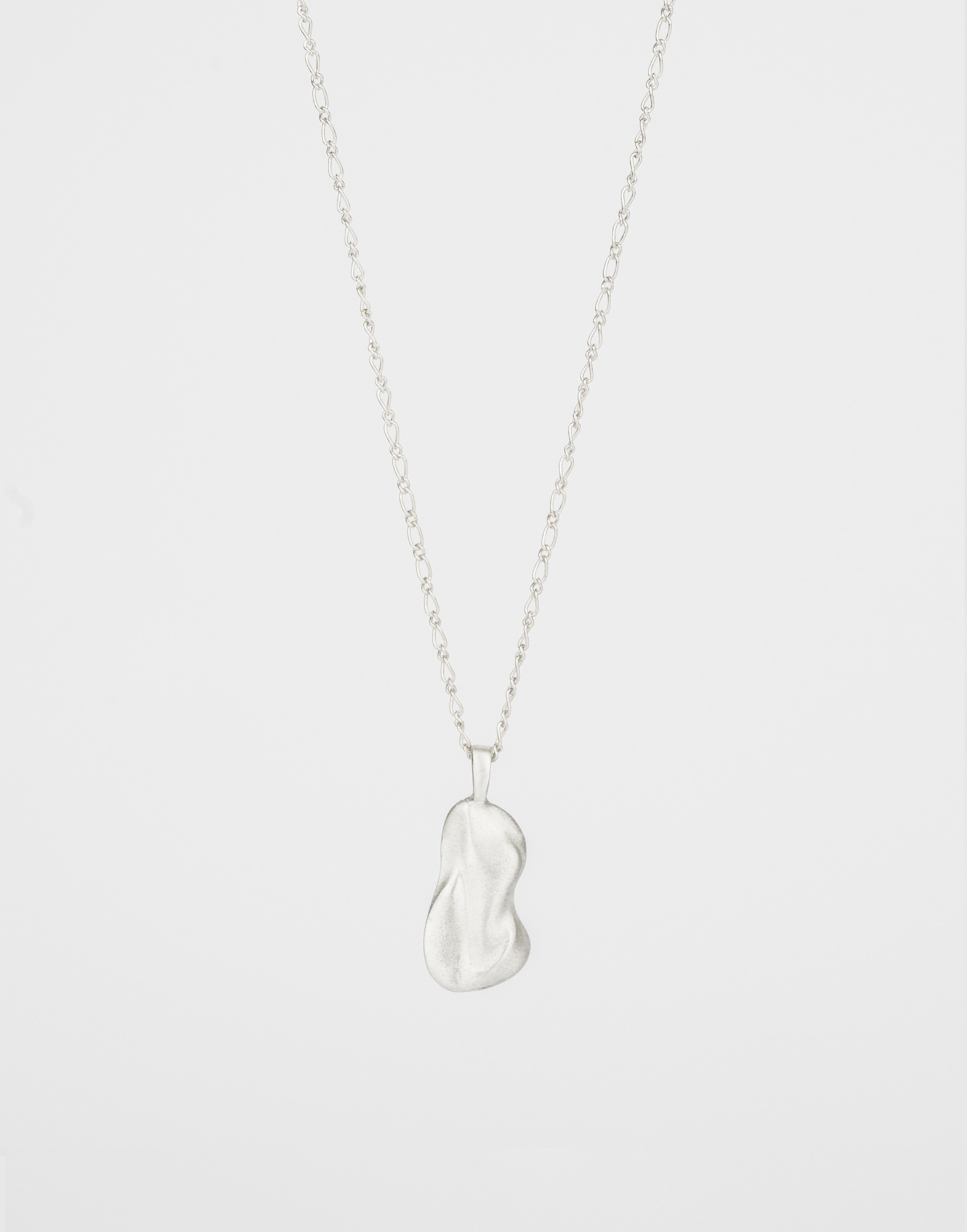 999 silver base body necklace